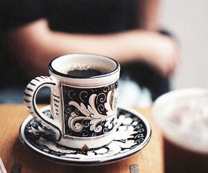 cup, design, and tea image