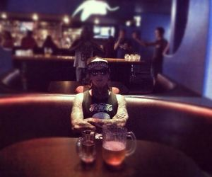 bar, beer, and tony perry image