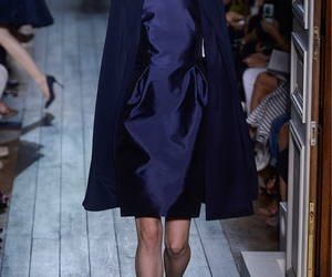 blue, Couture, and Valentino image