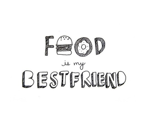 food, best friends, and bff image