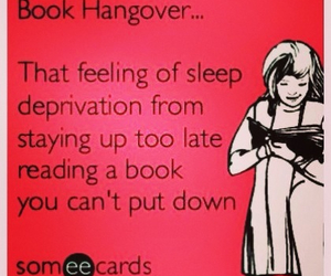 book, hangover, and read image