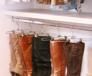 boots and closet image