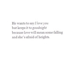 boyfriend, falling in love, and love quotes image