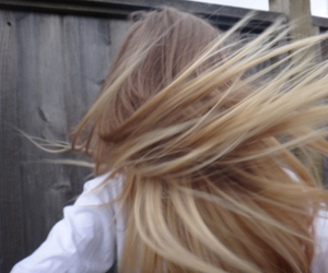 blonde, hair, and cool image