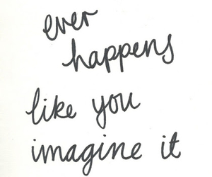 quotes, imagine, and life image