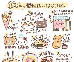 japan, Harajuku, and kawaii image