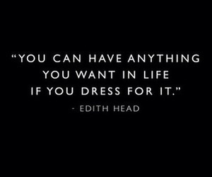 fashion, quotes, and dress image