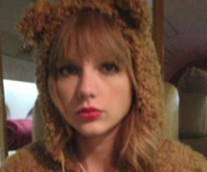Taylor Swift, bear, and icon image