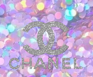 background, chanel, and pastel image