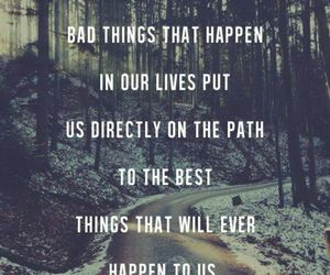 quotes, life, and path image