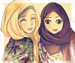 freedom, hijab, and islamic image
