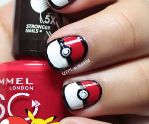 nails and pokemon image