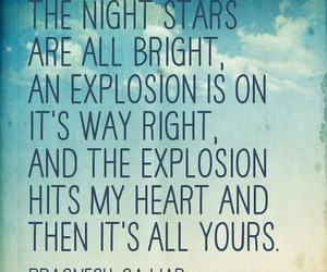 bright, yours, and explosion image