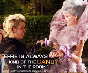 effie trinket and candy image