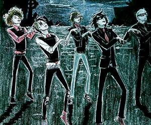 my chemical romance and thriller image