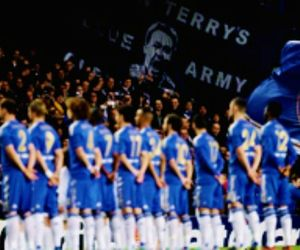 blues, Chelsea, and football image