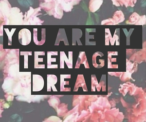 Dream, flowers, and teenage image