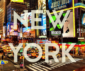 new york, cites, and street image