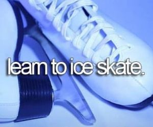before i die, blue, and ice image