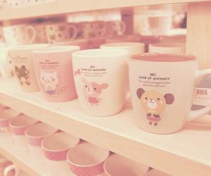 cute, kawaii, and cup image