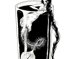 mermaid and art image