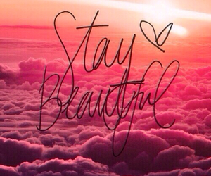 beautiful, stay, and pink image