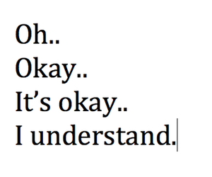 okay, quotes, and understand image