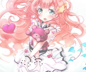 anime, kawaii, and cute image