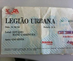 brazilian and legião urbana image