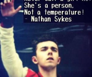 phrase, the wanted, and nathan sykes image