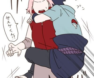 sasusaku and naruto image