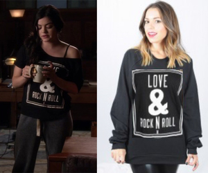 fashion, style, and pretty little liars image
