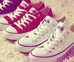 converse, swag, and love image