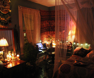 beautiful, hippie, and byme image