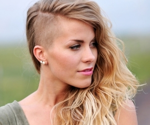 hair, fashion style, and girl image