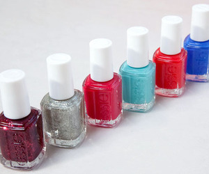 nail polish, nails, and photography image