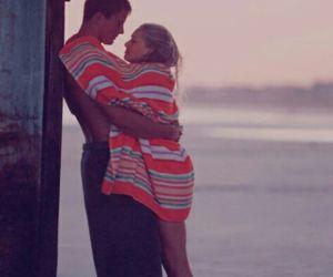 love, couple, and dear john image