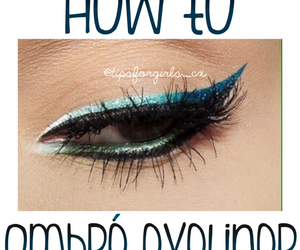 girls, eyeliner, and tips image