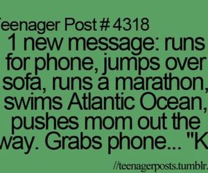 phone, message, and text image