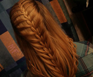 medieval and red hair image