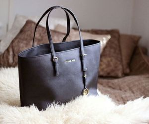 bag, Michael Kors, and fashion image