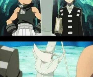 anime, funny, and blackstar image