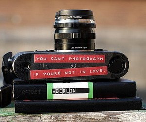 camera, love, and photography image