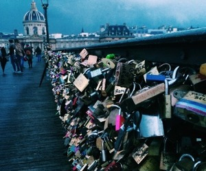 paris, love, and baby image