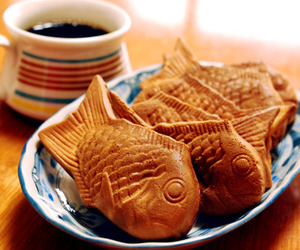 fish, food, and coffee image