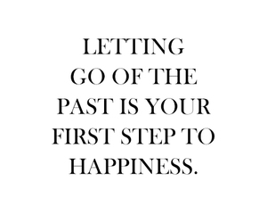 quote, happiness, and past image