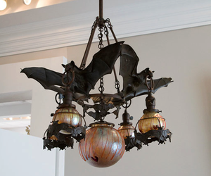 chandelier, home, and lamp image