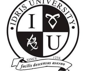 idris, shadowhunters, and university image
