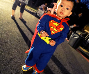 superman, cute, and asian image