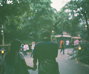 couple, grunge, and indie image